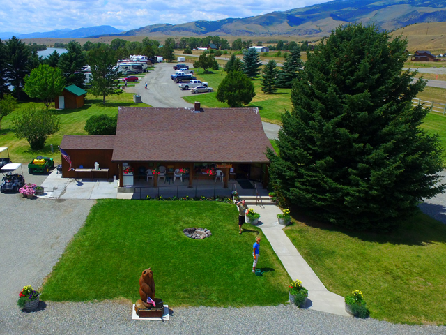 Yellowstone Edge RV Park